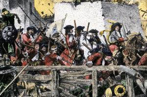 King John Iii Sobieski Leads Polish Forces Repulsing the Ottoman Turks from Vienna, 1683