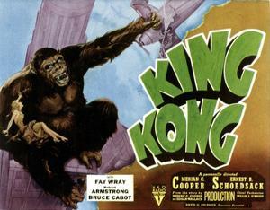 King Kong, 1933