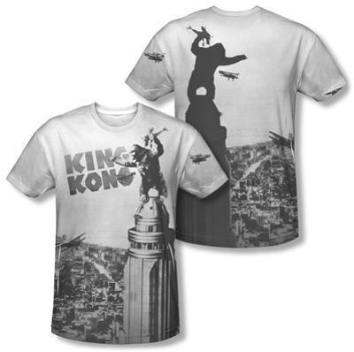 King Kong - Breaking Loose (Front/Back Print)