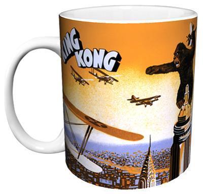 King Kong - Empire State Mug