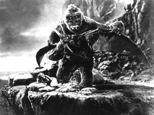 King Kong, Fay Wray, 1933, Kong Fighting Pterodactyl