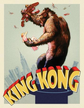 King Kong - Original Poster