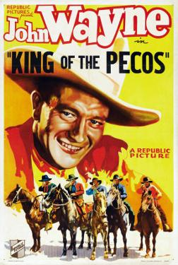King of the Pecos, 1936