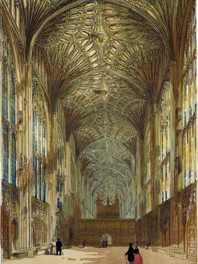 King's College Chapel Cambridge Cambridge University, UK