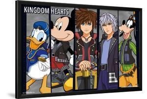 KINGDOM HEARTS 3 - GROUP