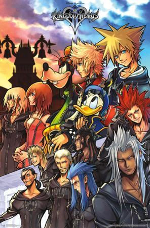 Kingdom Hearts- Heroes & Villians