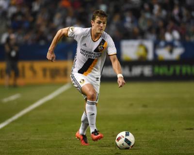 Mls: Sporting KC at LA Galaxy by Kirby Lee