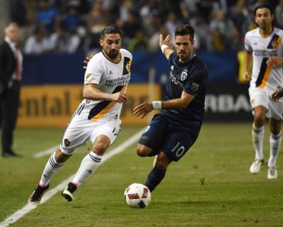 Mls: Sporting KC at LA Galaxy