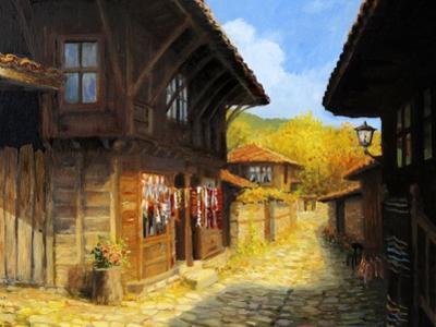 Autumn In Zheravna by kirilstanchev