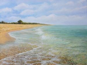 Beach Krapetz by kirilstanchev