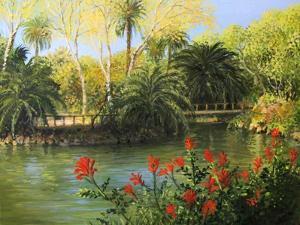 Garden Of Eden by kirilstanchev