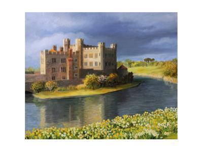 Leeds Castle by kirilstanchev