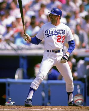 Kirk Gibson 1989 Action