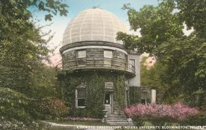Kirkwood Observatory, Indiana University
