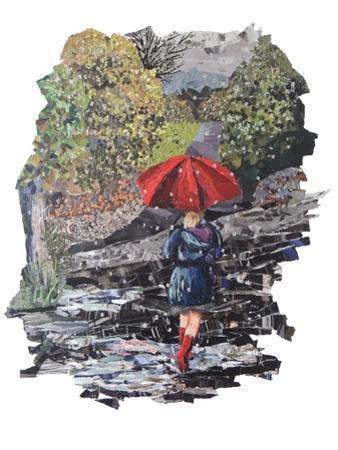 April Showers by Kirstie Adamson