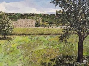 Chatsworth House by Kirstie Adamson