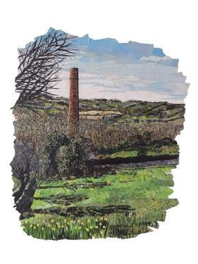 Peckwash Mill from Rigga Lane by Kirstie Adamson