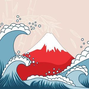 Japan Style Illustration by kisika
