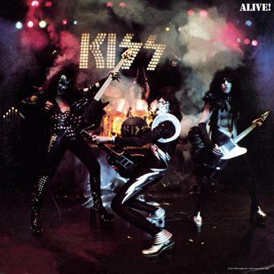KISS - Alive! (1975)