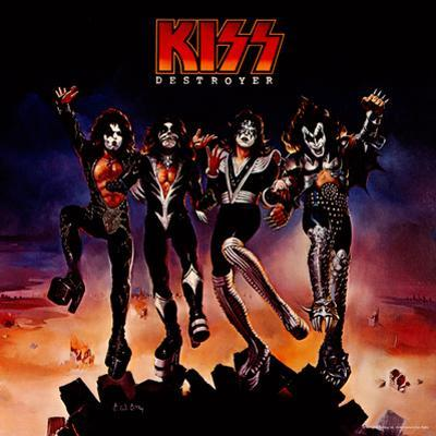KISS - Destroyer (1976)
