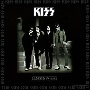 KISS - Dressed to Kill (1975)