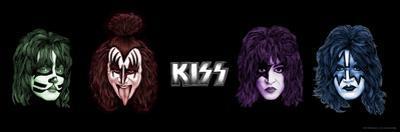 KISS - Faces