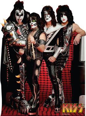 KISS Group Lifesize Standup