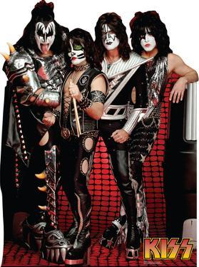 KISS Group Lifesize Standup