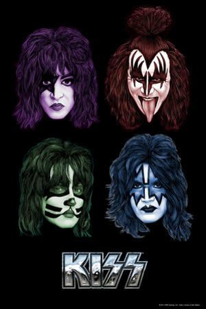 KISS - Headshots