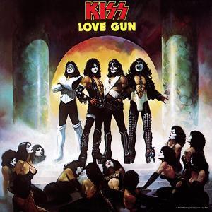 KISS - Love Gun (1977)