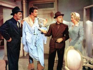 Kiss Me Kate, Keenan Wynn, Howard Keel, James Whitmore, Kathryn Grayson, 1953