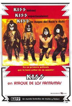KISS Meets the Phantom of the Park - Spanish Style