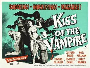 Kiss of the Vampire, 1963
