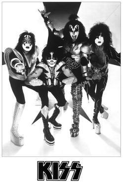 Kiss- Psycho Circus
