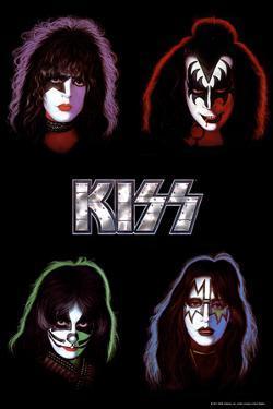 KISS - Solo Albume