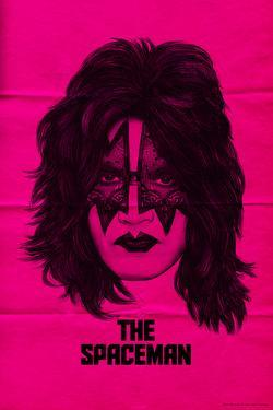 KISS - The Spaceman (Pink)