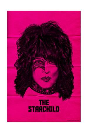 KISS - The Starchild (Pink)