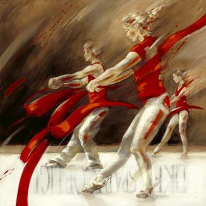 Dancing Ribbons by Kitty Meijering