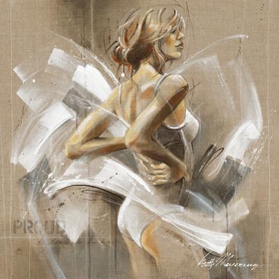 White Dress I by Kitty Meijering