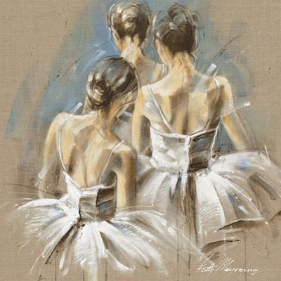 White Dress IV by Kitty Meijering