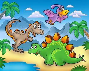 Dino I by Klara Viskova