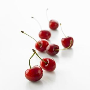 Several Cherries by Klaus Arras