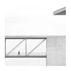 Across The Bridge by Klaus Lenzen