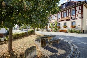 Inn 'Zur Linde', Bavaria, Germany, Europe by Klaus Neuner