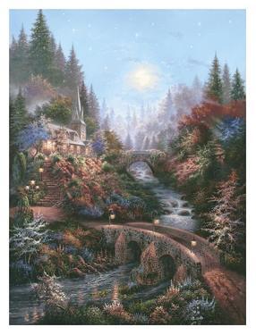 Moonlight Grace by Klaus Strubel