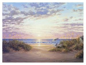 Paradise Dawn by Klaus Strubel