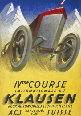 Klausen Motor Racing