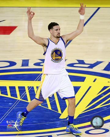 Klay Thompson Game 2 of the 2016 NBA Finals