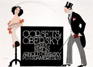 Corsets Obersky by Klinger