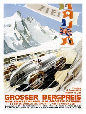 Grosser Bergpreis von Deutschland by Klokien